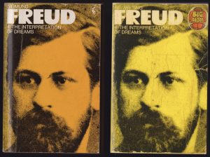 Covers to Freud's 'The Interpretation of Dreams'